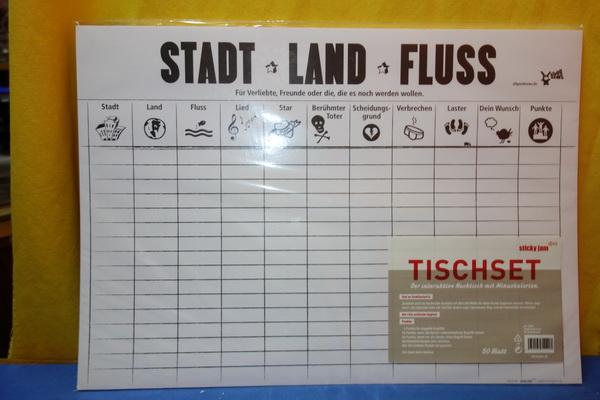 Land fluss punkte stadt ⇒ Stadt